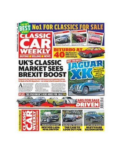 Classic Car Weekly Digital Issue 06/10/2021