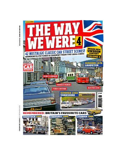 CCW: The Way we were 1950s-1990's Vol 4