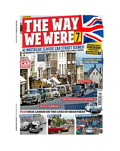 Classic Car Weekly -  The Way We Were V7