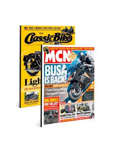Classic Bike & MCN Print Subscription Pack