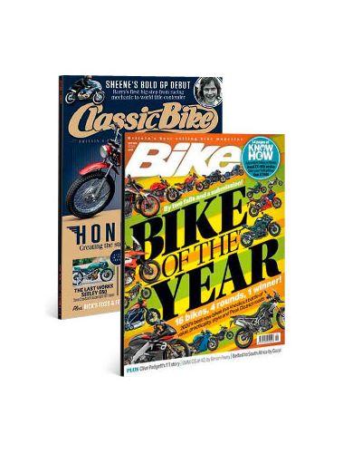 Classic Bike & Bike Print Subscription Pack