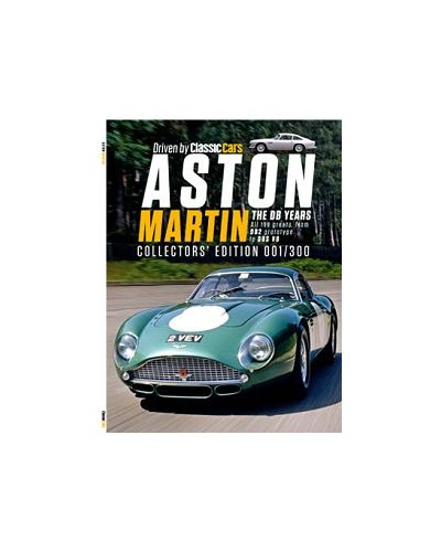 Driven by Classic Cars: Aston DB2-DBS V8 (Collectors Edition)