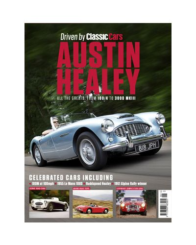 Driven by Classic Cars: Austin Healey