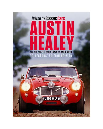 Driven by Classic Cars: Austin Healey (Collector's Edition)