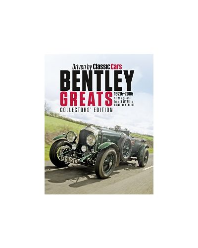 Driven by Classic Cars: Bentley Greats (Collectors Edition)