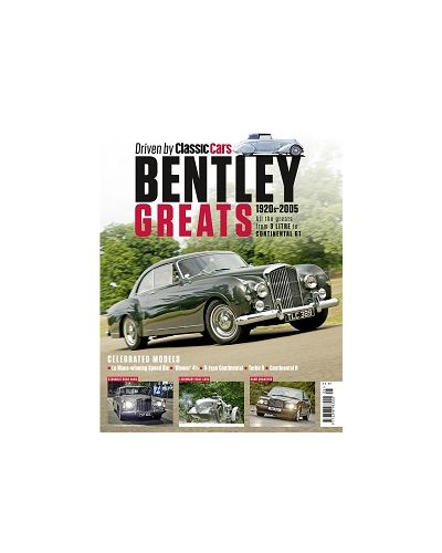 Driven by Classic Cars: Bentley Greats