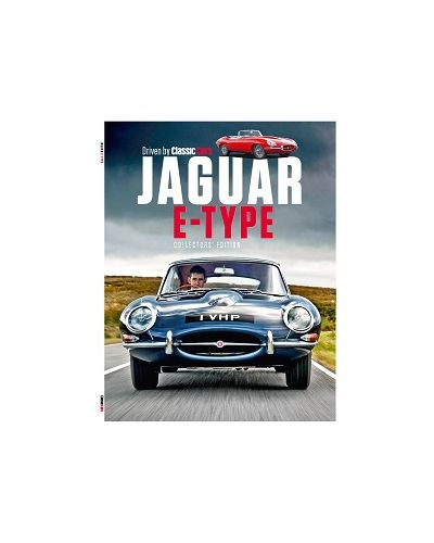 Driven by Classic Cars: Jaguar E-Type, Collectors' Edition