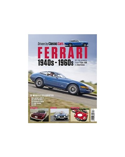 Driven by Classic Cars: Ferrari 1940s-1960s