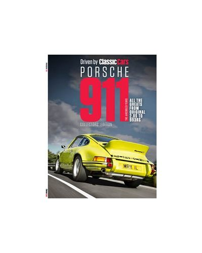 Driven by Classic Cars: Porsche 911 - Collectors' Edition