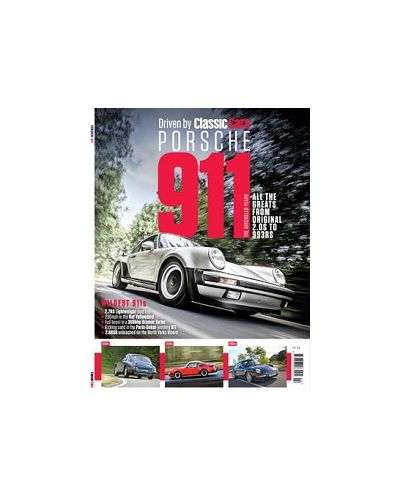 Driven by Classic Cars: Porsche 911