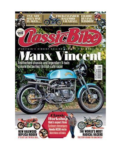 Classic Bike Digital issue January 2019