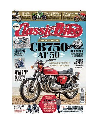 Classic Bike Digital issue February 2019