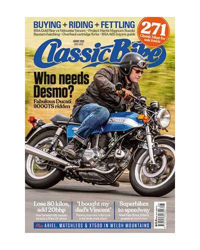 Classic Bike Magazine Subscription