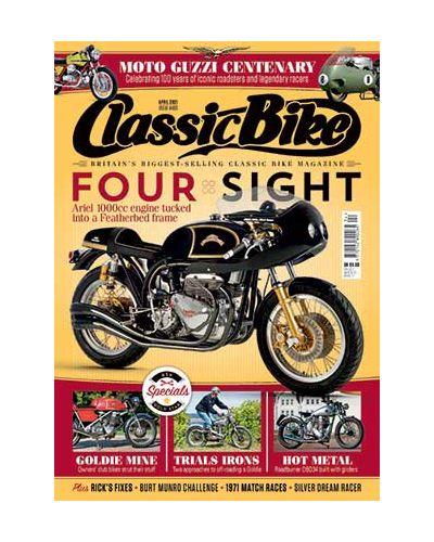 Classic Bike April 2021