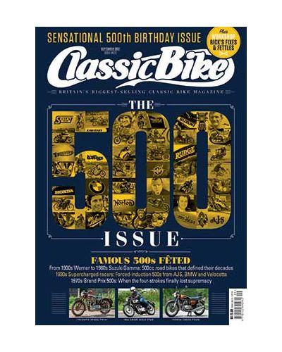 Classic Bike September 2021