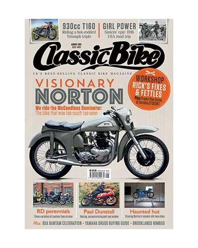 Classic Bike August 2021