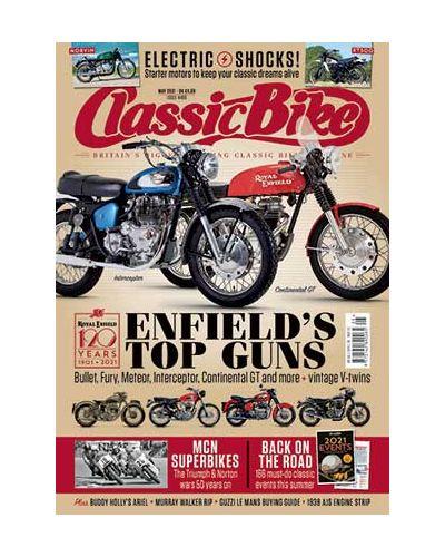 Classic Bike May 2021