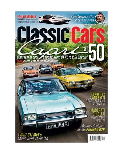 Classic Cars Digital issue January 2019