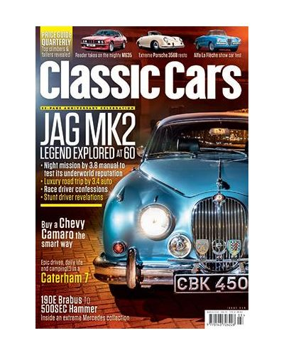Classic Cars March 2019