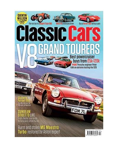 Classic Cars Digital issue April 2019
