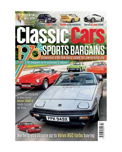 Classic Cars July 2021