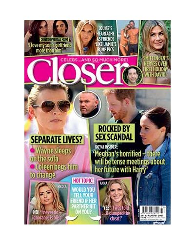 Closer Digital Issue 17/08/2021
