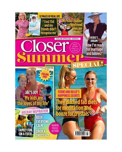 Closer Summer Special 2021