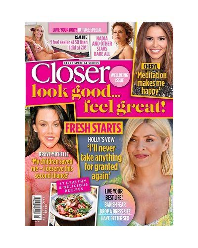 Closer Look Good... Feel Great ( AUG 2021)