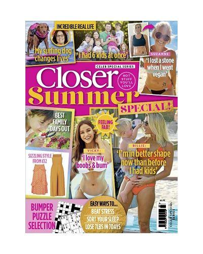 Closer Summer Special