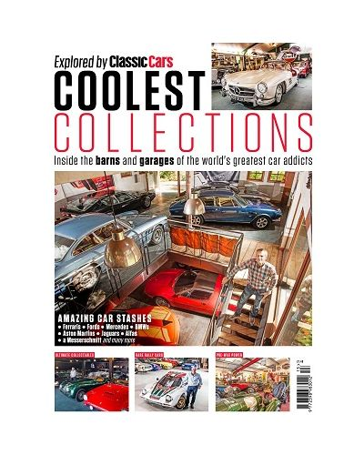 Driven by Classic Cars: Coolest Car Collections