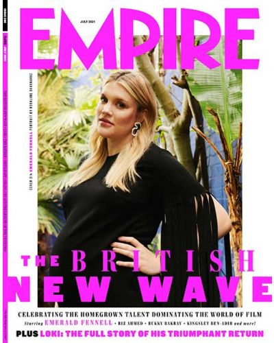 Empire July 2021: Cover 2 - Emerald Fennell