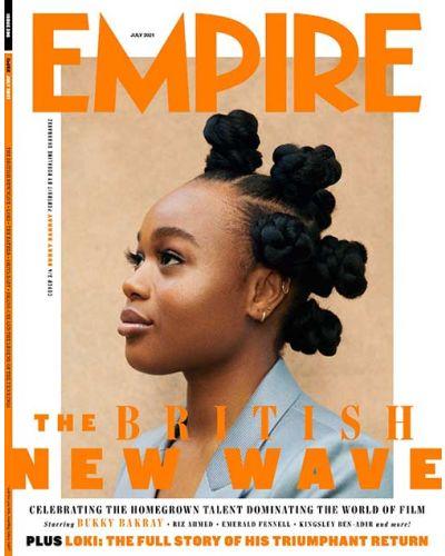Empire July 2021: Cover 3 - Bukky Bakray