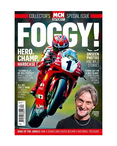 MCN Sport: Carl Fogarty