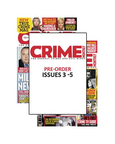 Crime Monthly: Bundle issue 3/4/5