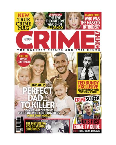 Crime Monthly: Edition Two