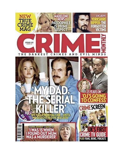 Crime Monthly: Edition Three