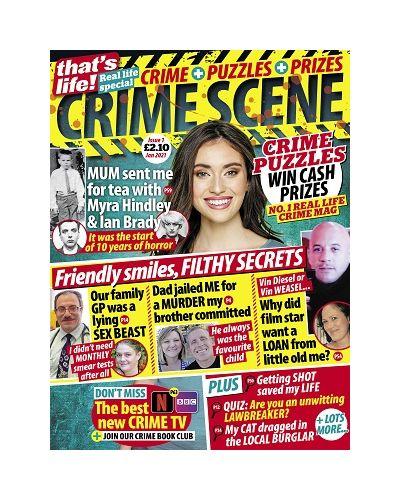 that's life! Crime Scene - Issue 1: Jan 2021