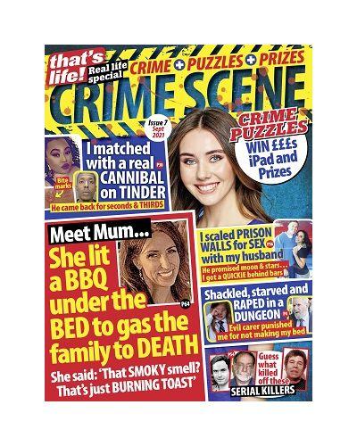 that's life! Crime Scene - Issue 7: Sept 2021