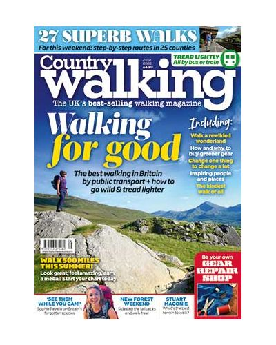 Country Walking Print Subscription