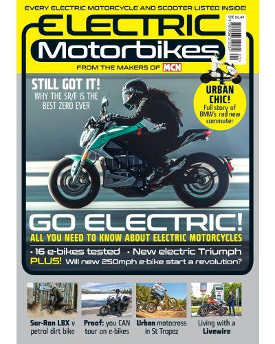 MCN Electric Motorbikes 2021