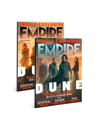 Empire October 2020: Dunes Bundle