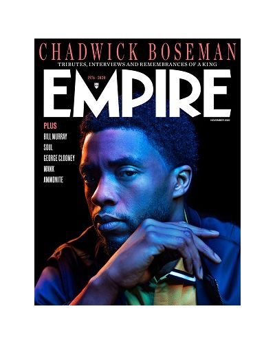 Empire October 2020: Cover 1