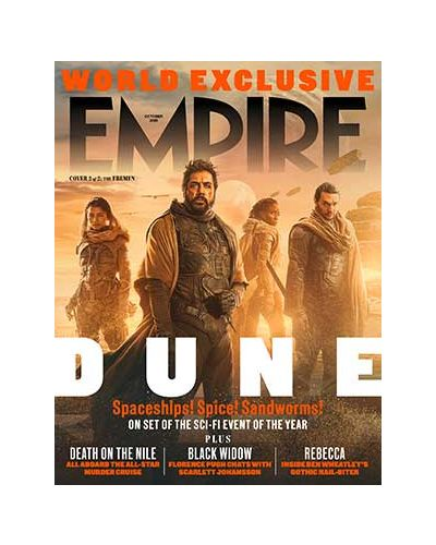Empire October 2020: Cover 2