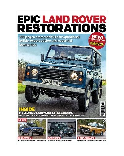 LRO: Guide to Epic Restorations