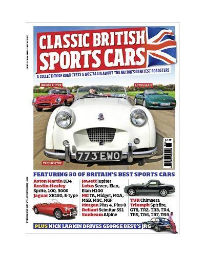 CCW: Classic British Sports Cars