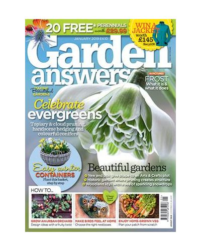 Garden Answers Digital issue January 2019