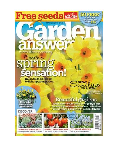 Garden Answers March 2019
