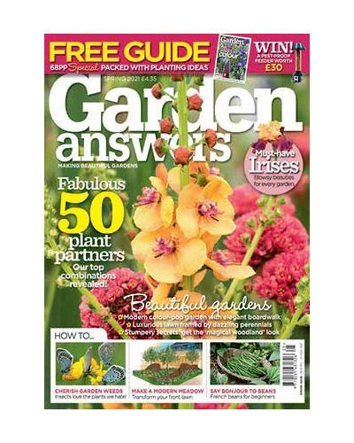 Garden Answers Spring 2021