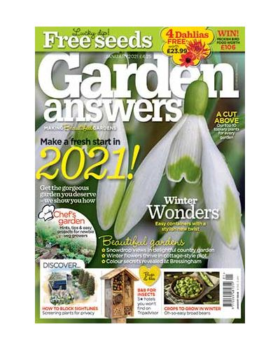 Garden Answers January 2021