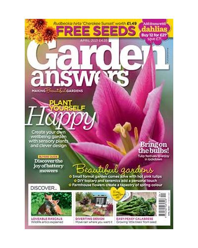 Garden Answers April 2021